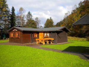 Hütte des Heimat- und Verkehrsvereins