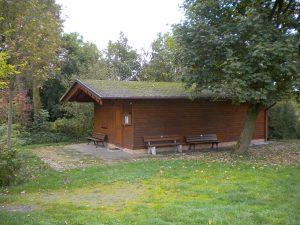 Hütte des Bienenzuchtvereins